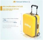 Những quy định về hành lý đi máy bay của 3 hãng hàng không nội địa Việt Nam