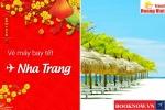 Vé máy bay tết 2017  đi Nha Trang giá rẻ